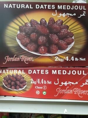 Jordan River Natural Medjoul Dates 4.4lb