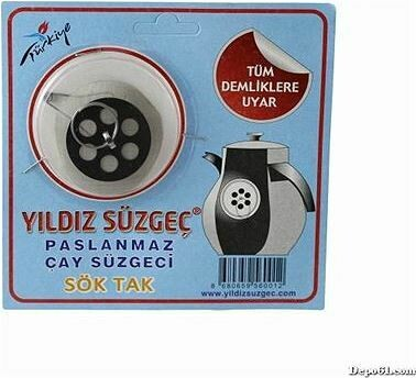 Tea Pot Filter caydanlik filtresi