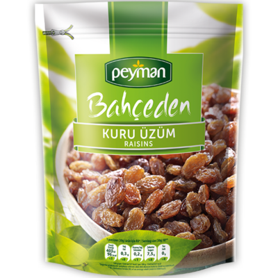 Peyman Raisin Golden 150gr (Uzum Kurusu)