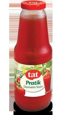 Tat Tomato Juice  1lt Glass