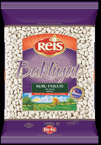 Reis Turkish White Beans 1 kg