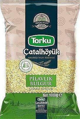 Torku Catalhoyuk Pilavlik Bulgur (coarse) 1kg