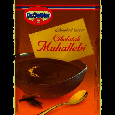 Dr. Oetker Cikolatali Muhallebi 150gr