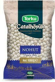 Torku Catalhoyuk Chickpeas Kocabasi Nohut 1kg