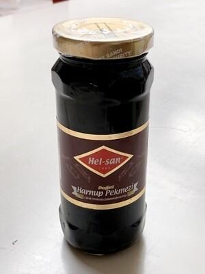 Helsan Harnup Carob Molasses 700gr Glass
