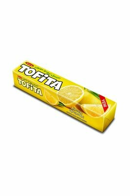 Tofita Lemon Flowered Soft Candy 47gr