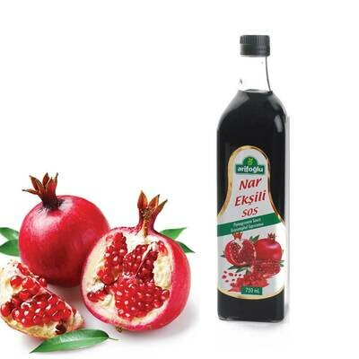 Arifoglu Turkish Pomegranate Aromatic Souce  250gr Glass