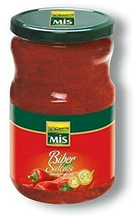 MIS PEPPER PASTE 700GR mild