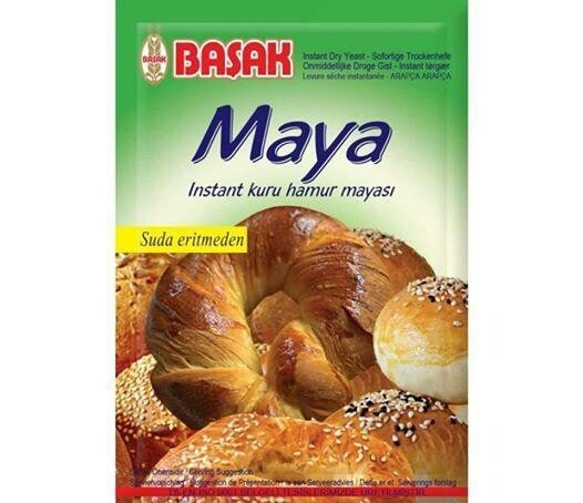 Basak kuru Maya dry instant yeast 10gr x3 pcs