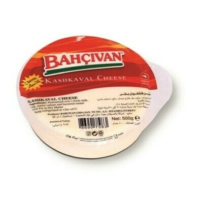 Bahcivan KASHKAVAL CHEESE CLASSIC (RED) 495GR