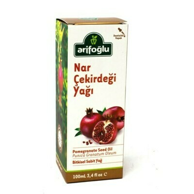 Arifoglu POMEGRANATE SEEDS OIL 100GR