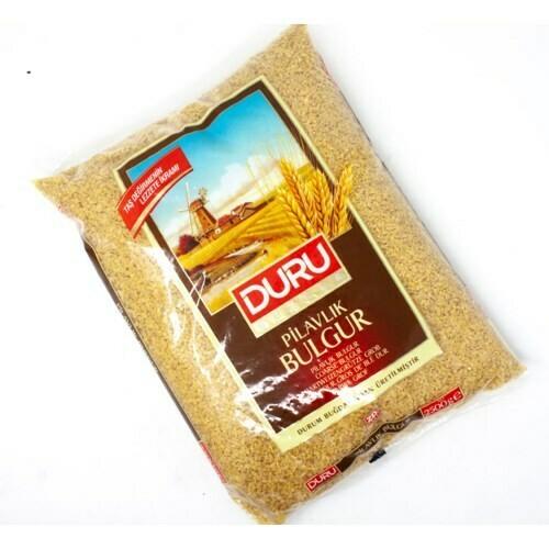 Duru Pilavlik Bulgur (coarse) 2.5 kg