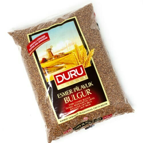 Duru Brown Coarse Bulgur (2.5kg)