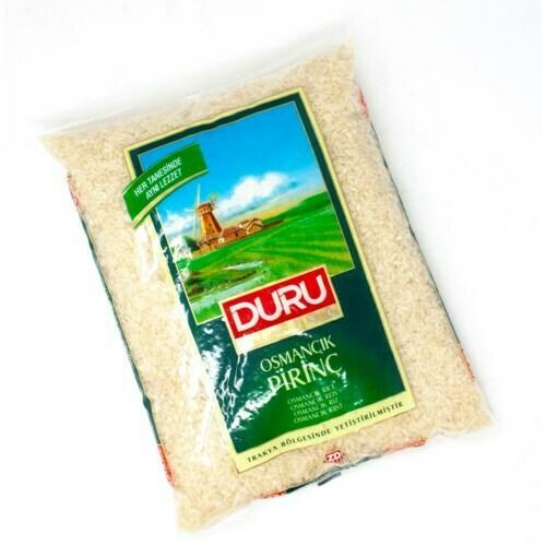 Duru Osmancik Rice (2500g)