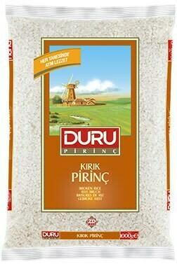 Duru Broken rice (1000g) Kirik Pirinc