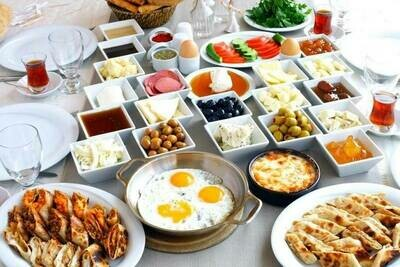 Breakfast Bundle with Free Shipping (13 Pcs)