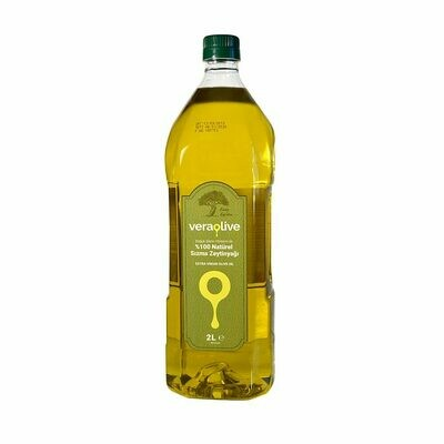 Veraolive Soğuk Sıkım Zeytinyağı 2lt (First Cold Press Extra Virgin Olive Oil 2 lt)