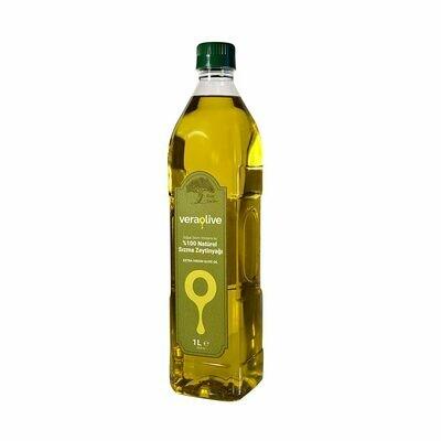Veraolive Soğuk Sıkım Zeytinyağı 1lt (First Cold Press Extra Virgin Olive Oil 1 lt)