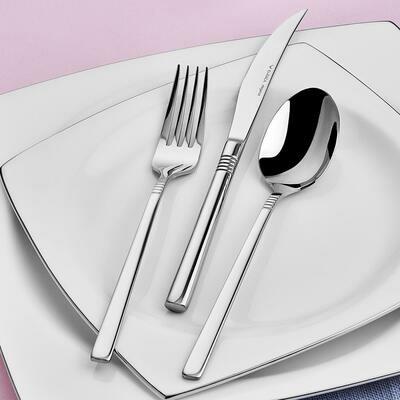 Karaca 84 Pieces Elegance Nil Cutlery  Set