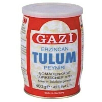 Gazi Erzincan Tulum Cheese 400gr can