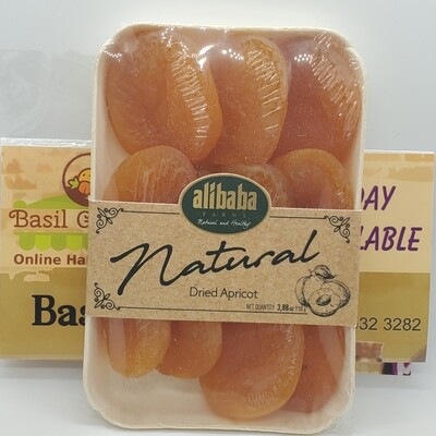 Natural Dried Apricot by AliBaba Farm 110gr