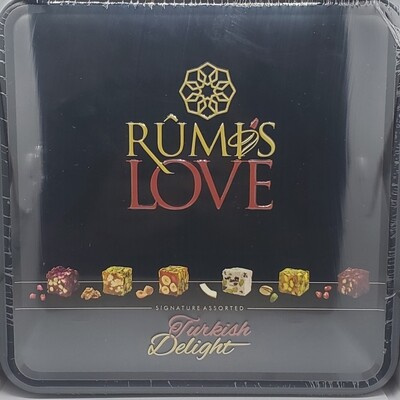 RUMI'S LOVE Turkish Delight