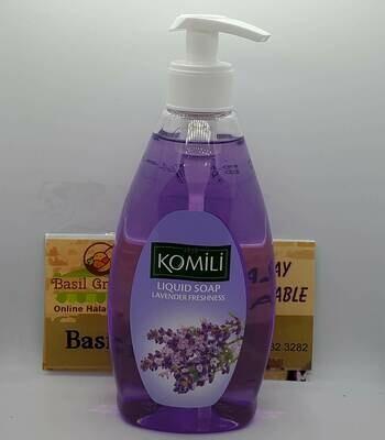 Komilli Liquid Soap - Lavender Freshness 13 fl/oz