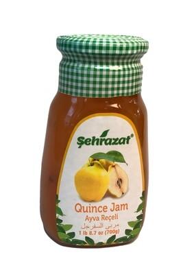 Sehrazat Quince Preserves Jam (Ayva Receli ) 700gr