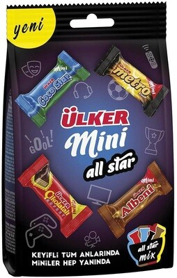 ULKER MINI ALL STAR 91GR
