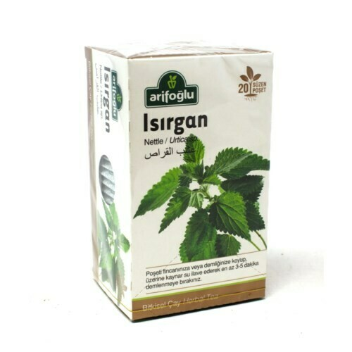 Arifoglu Isirgan Otu Cayi - NETTLE TEA 20TB