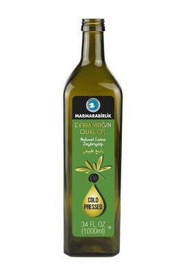 Marmara Birlik  EXTRA VIRGIN COLD PRESSED OLIVE OIL 1LT GLASS