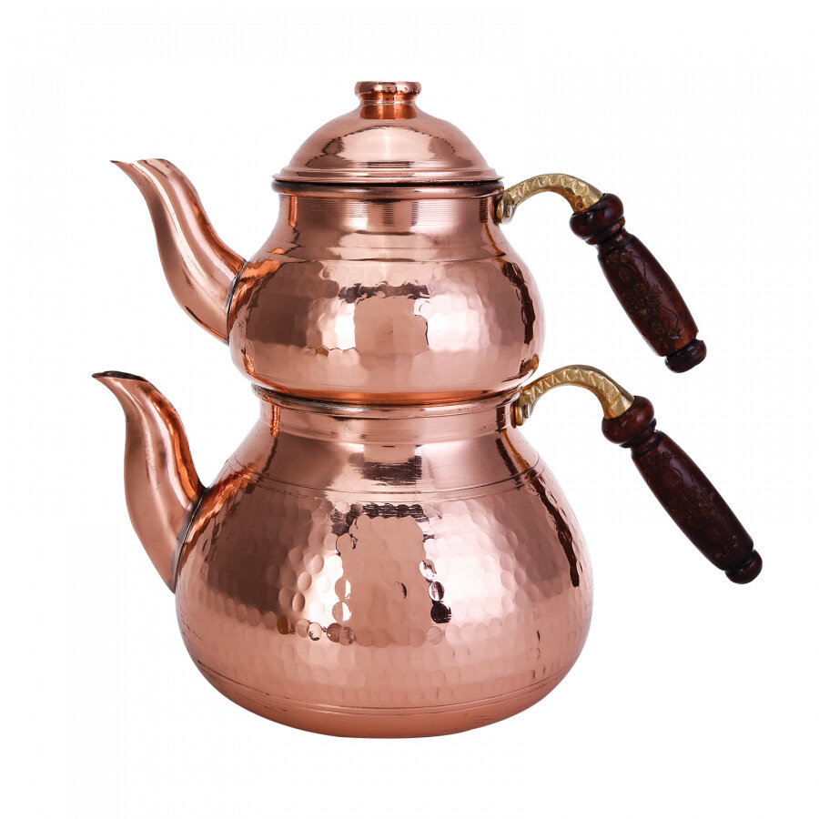 KARACA NISH COPPER NEW Tea Pot