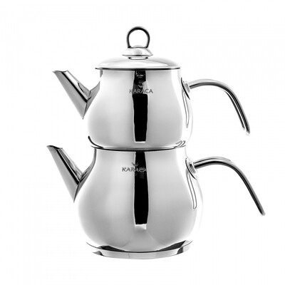 KARACA LAYLA Tea Pot METAL