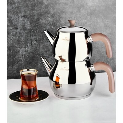 KARACA KAYRA Tea Pot ROSE