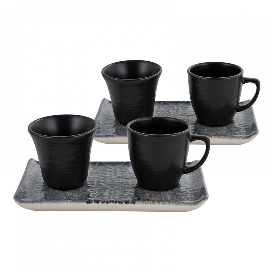 KARACA CUBA 2 Person  6 Pieces  Coffee Cup