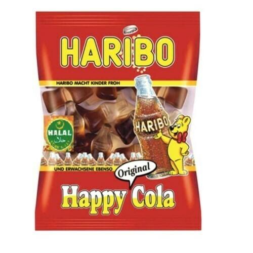 Haribo Happy Cola 160gr x 30 bags