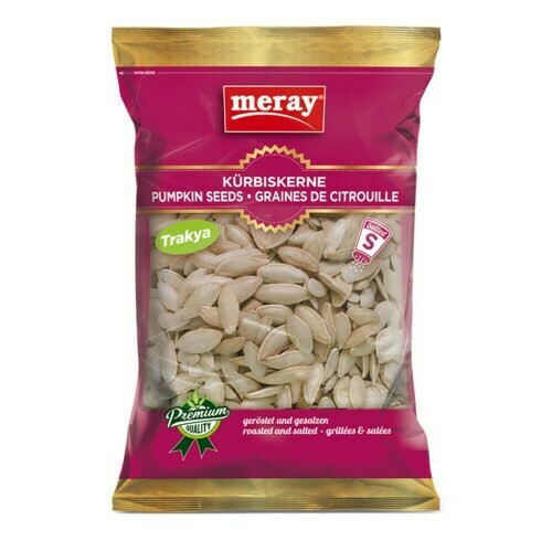 Meray PUMPKIN SEED R&S TRAKYA Roasted Pumpkin Seeds 200gr