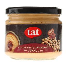 Tat  Hummus Dried Tomato  Humus 300cc