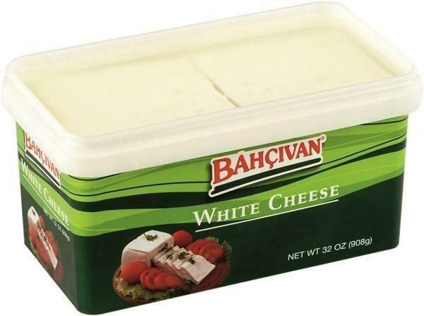 Bahcivan Full Fat white cheese cow feta 908gr