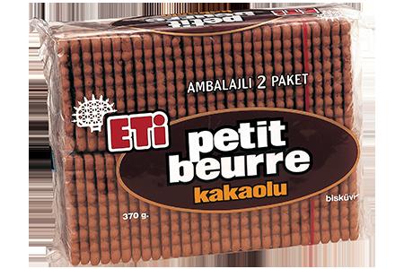 Eti Cacao TEA BISCUITS Petit beurre Petibor 370gr
