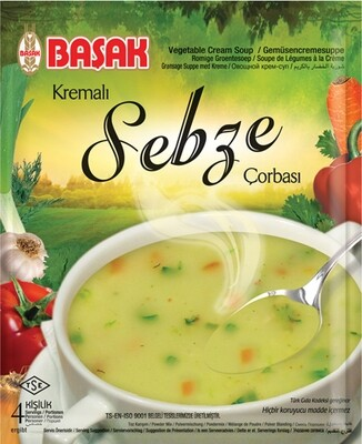 BASAK VEGETABLE CREAM SOUP 65GR