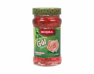 Koska Traditional Rose jam preserve  gul reçeli 380gr