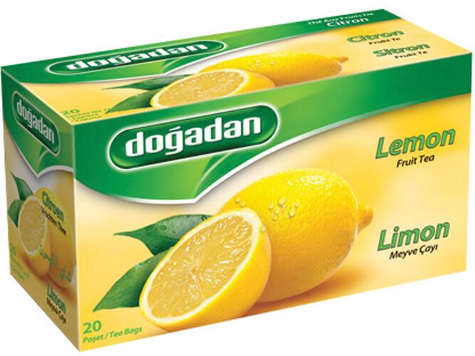 DOGADAN LEMON TEA 20TB