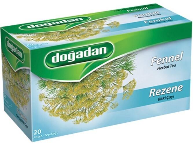 DOGADAN FENNEL TEA 20TB Rezene