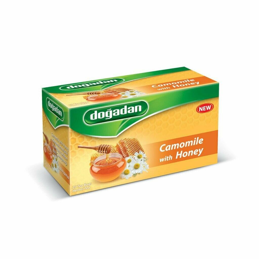 DOGADAN CAMOMILE HONEY TEA 20TB