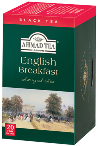 AHMAD ENGLISH BREAKFEAST TEA 20TB