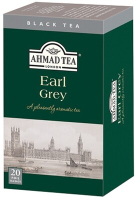 AHMAD EARL GREY TEA 20TB