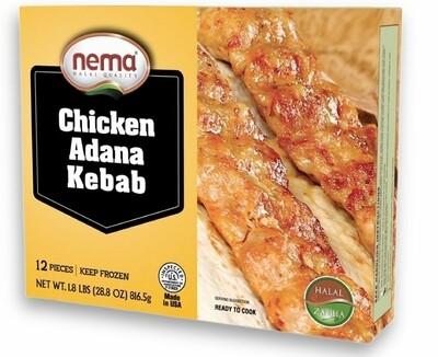 Nema Halal Chicken Adana kabab