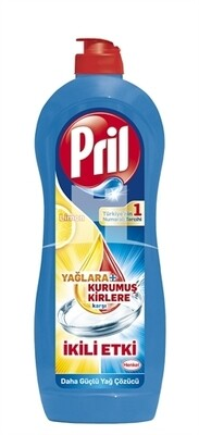 PRIL LEMON Hand Dishwashing detergent 675GR