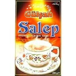 Gulsah Salep Sahlep Drink